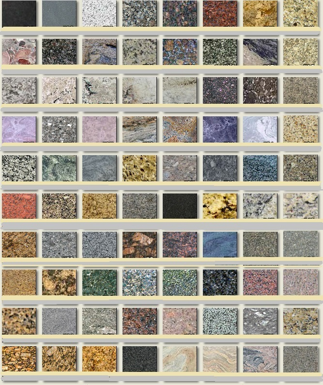 Granite Samplesson