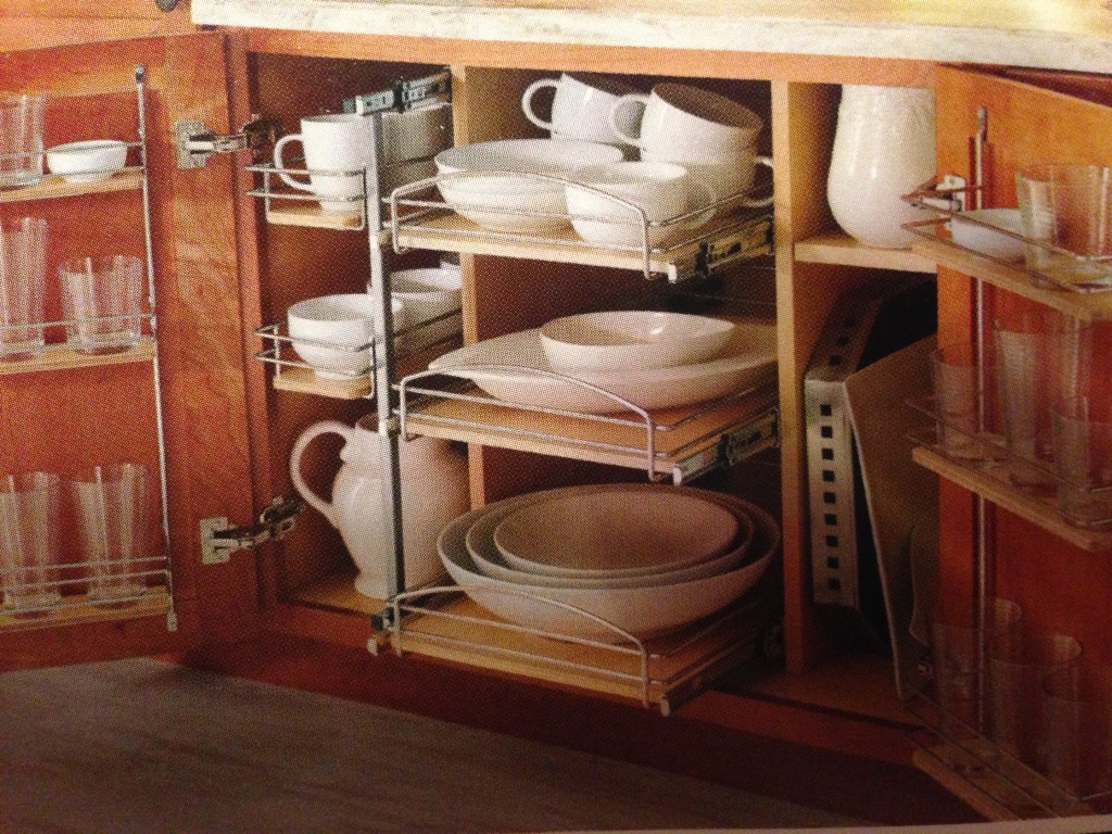 Kitchen cabinet organizers for fast lane runners for Kitchen cabinet organizers