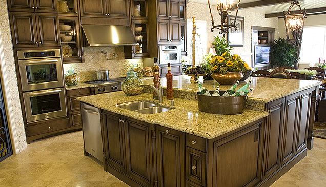 Friendly Feature Santa Cecilia Granite