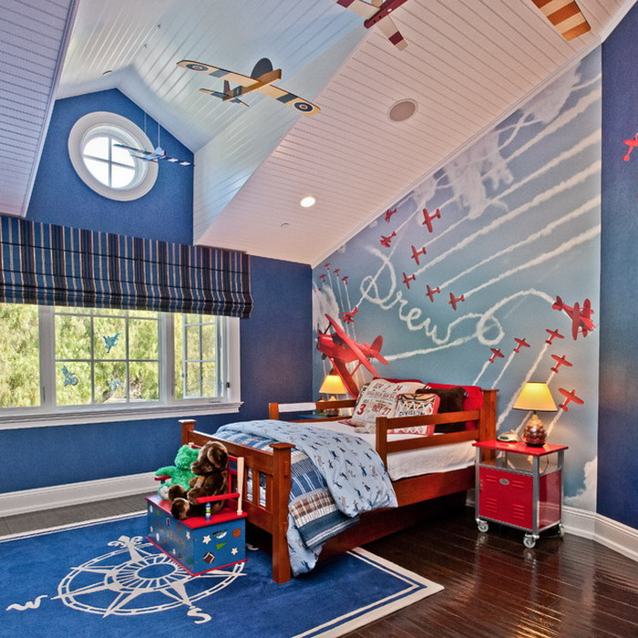 Little Boy Room Design Ideas: More Than A Room: Boy Bedroom Ideas And Design
