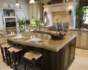giallo napoli granite countertop