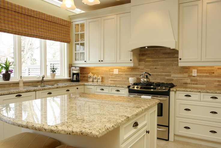 santa cecilia granite white cabinet backsplash ideas: beautiful white kitchen cabinets