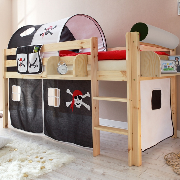 ahoy! Pirate kid bedroom ideas