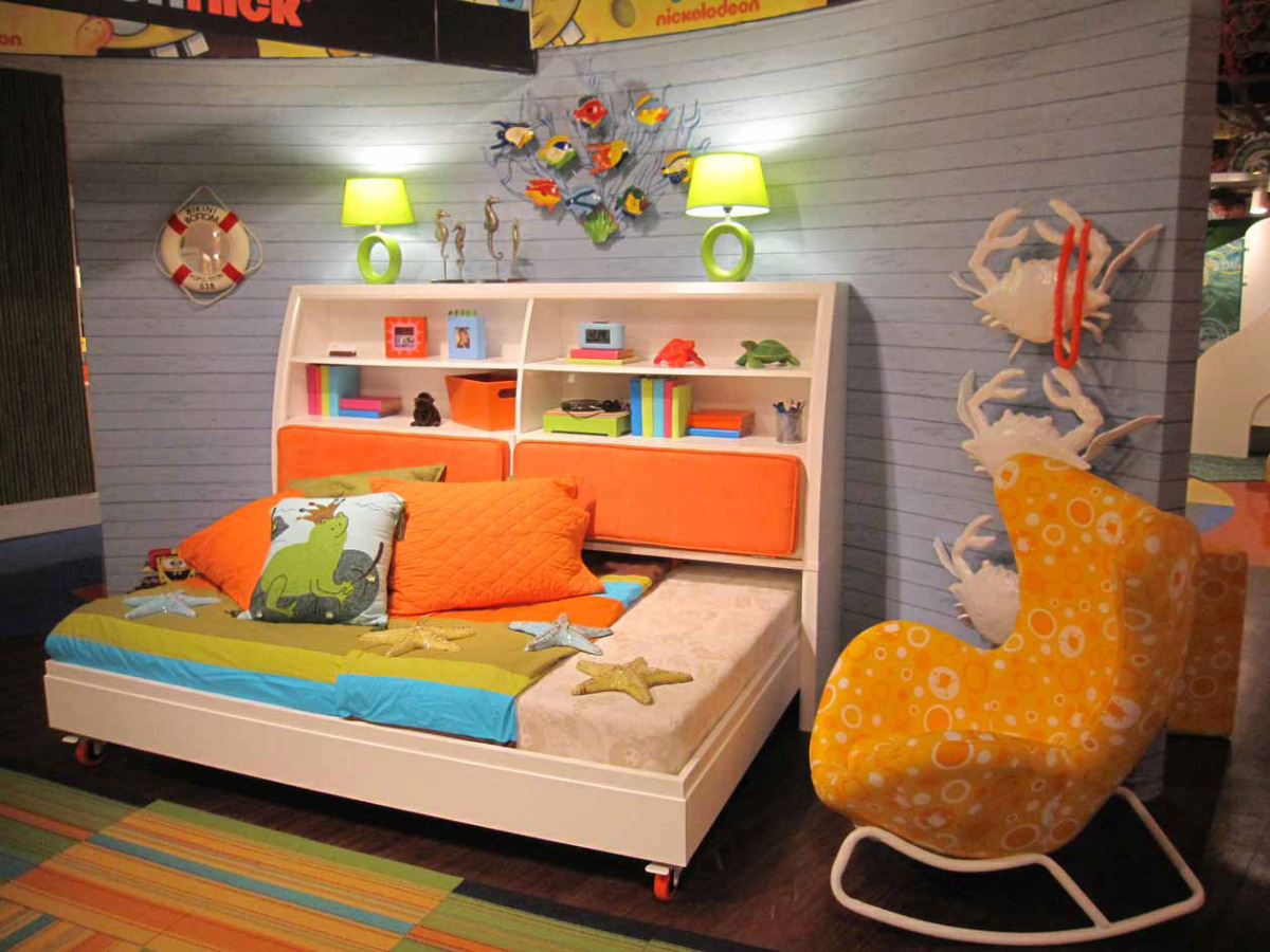 Coastal living boy bedroom ideas