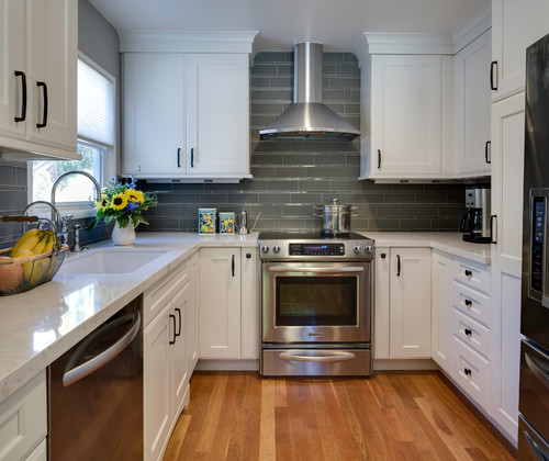 Backsplash Ideas For White Cabinets.Cambria Torquay White Cabinets Backsplash Ideas