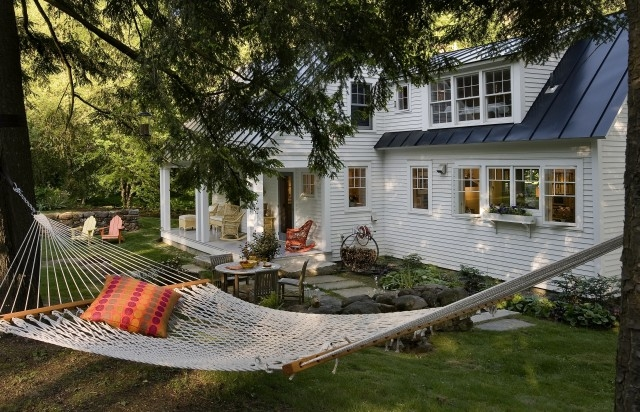 hammock backyard ideas