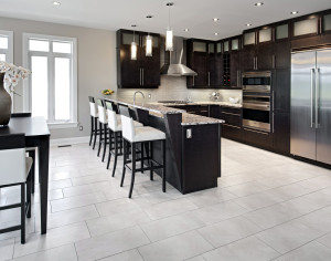Bianco Antico Dark Cabinets Backsplash Ideas