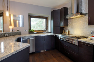 Cambria Praa Sands Dark Cabinets Backsplash Ideas