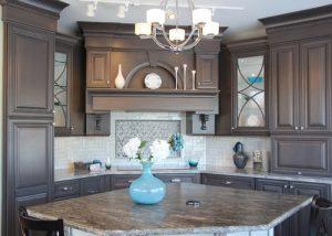 gray kitchen cabinets ideas