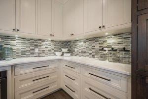 Cambria Ella Countertop White Cabinets Backsplash Ideas