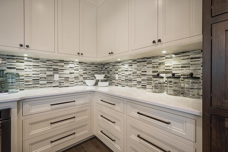 Cambria Ella Countertop White Cabinets Backsplash Ideas