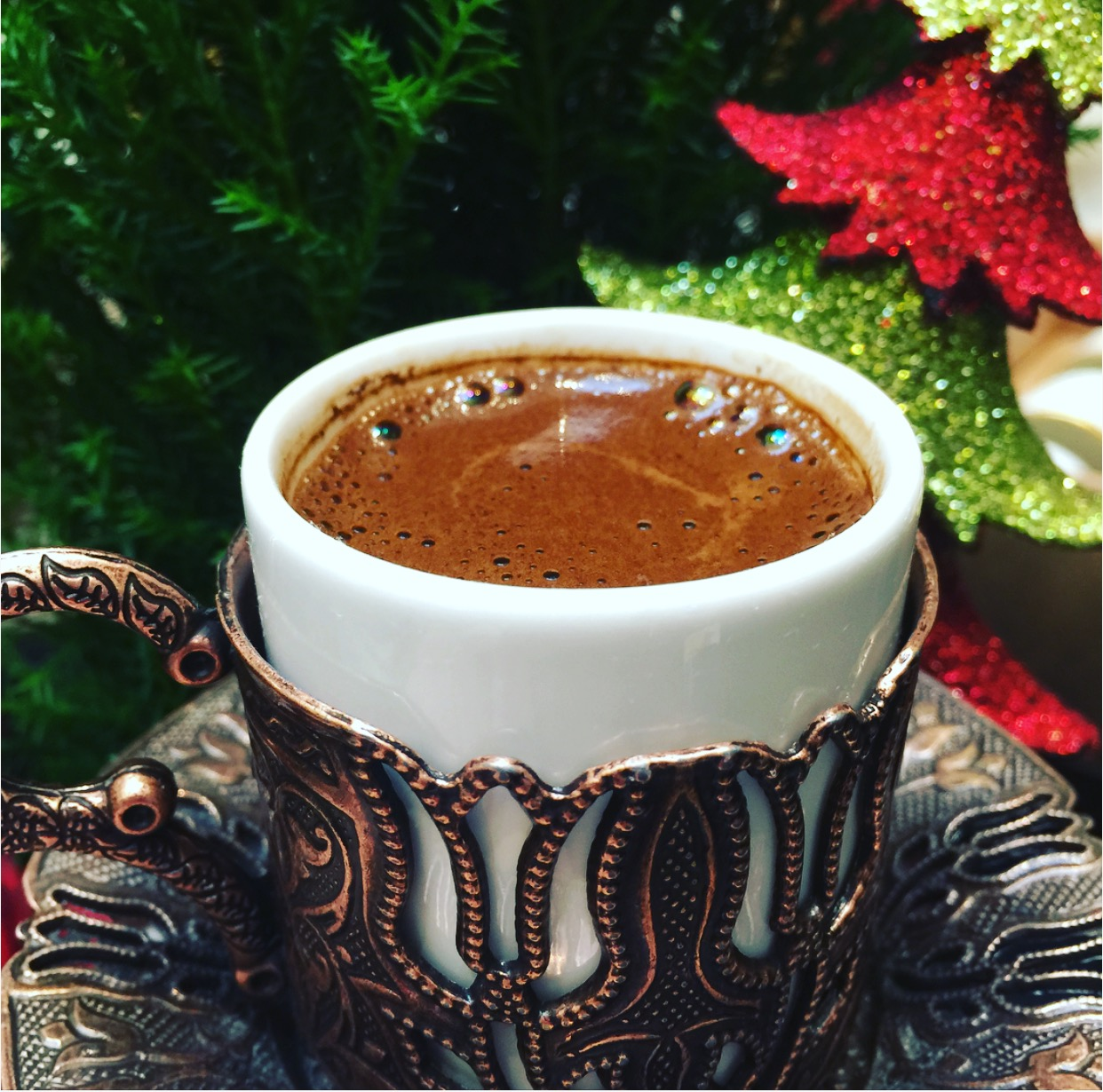 Turkish Coffee at Tyson's Corner