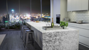 Cambria Rosedale-Cambria Rose Bay C Marble Look Countertops